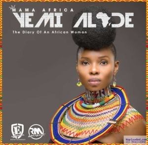 """Yemi Alade Features Selebobo, Psquare, Sarkodie & Flavour On Her New Album, """"Mama Africa"""" 